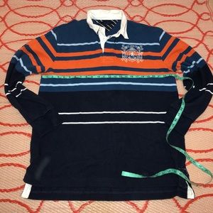 Tommy Hilfiger Jeans Mens Polo Rugby Shirt XXL